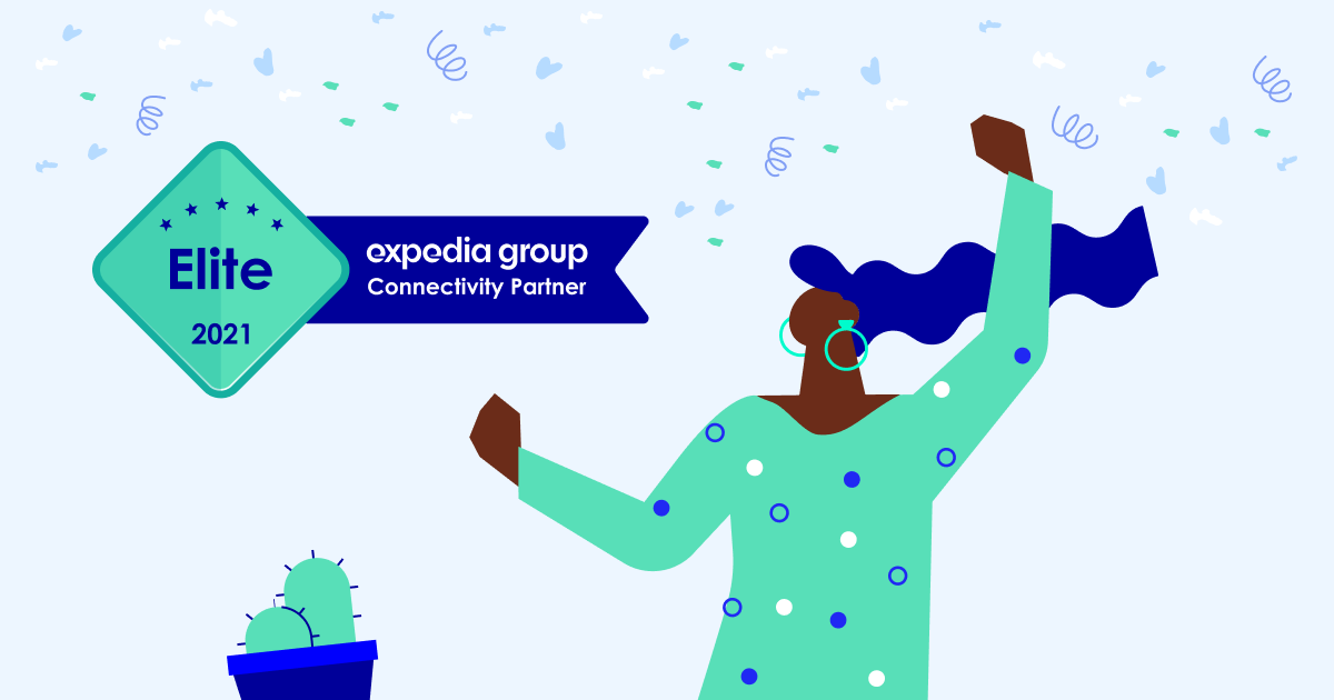 HotelRunner Recognized as Top Connectivity Provider by Expedia Group