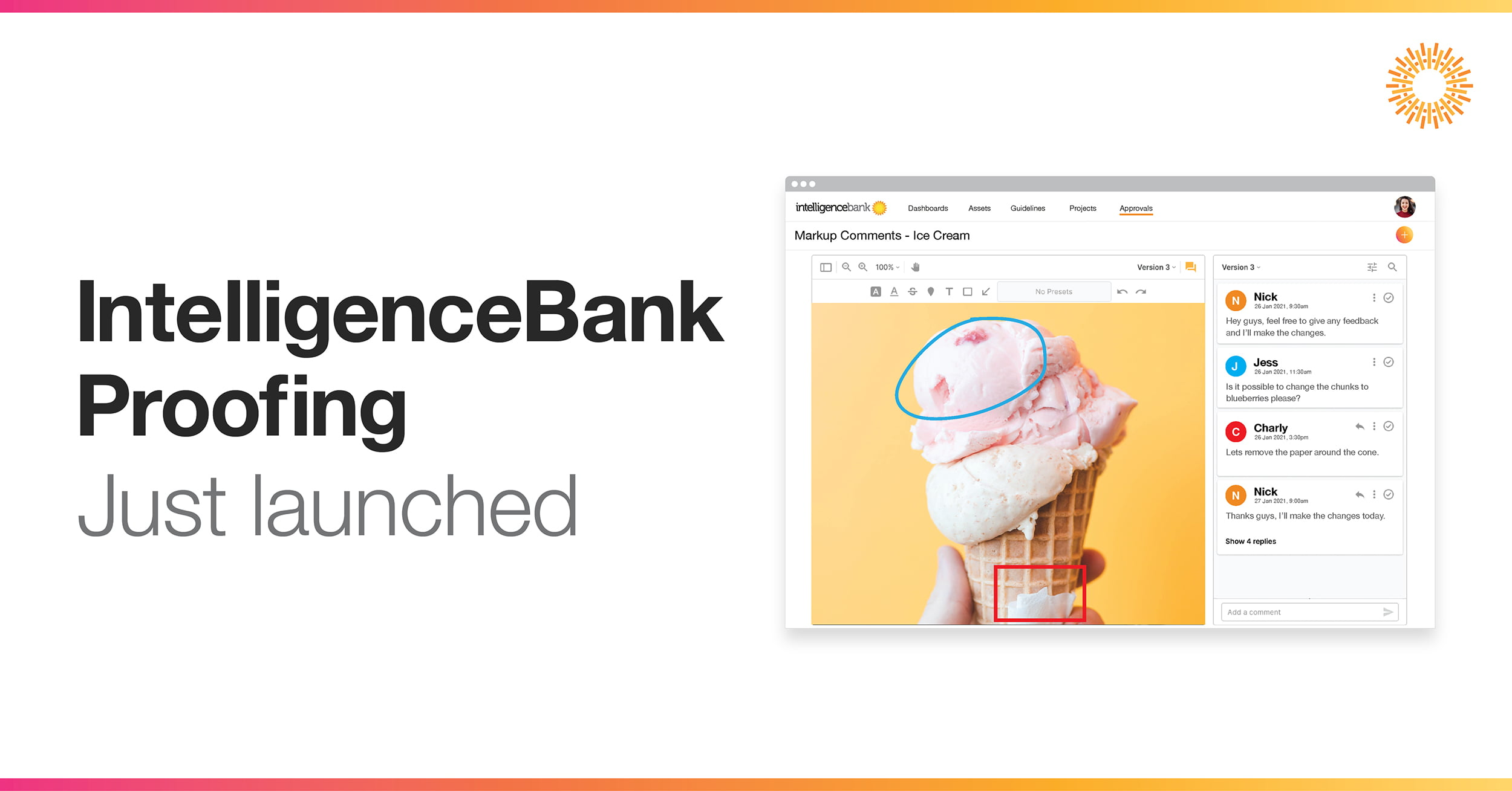 IntelligenceBank Launches Upgrades to Its Online Proofing and Approvals