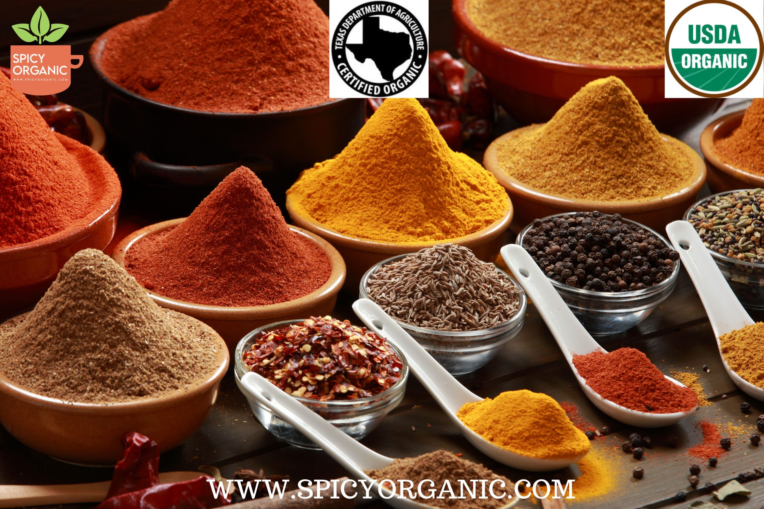 Spicy Organic Added 23 Products Expanding Their Reach With Exclusive & Quality Products Providing Diverse Options & 40 Years of Experience
