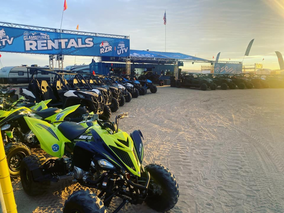 Orchard City RV Offers the Most Current ATV's and RV's models for rent