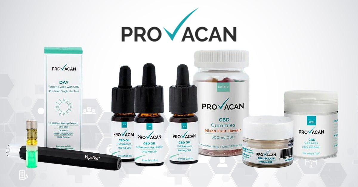 Provacan CBD: Are They the UK's Best Brand?