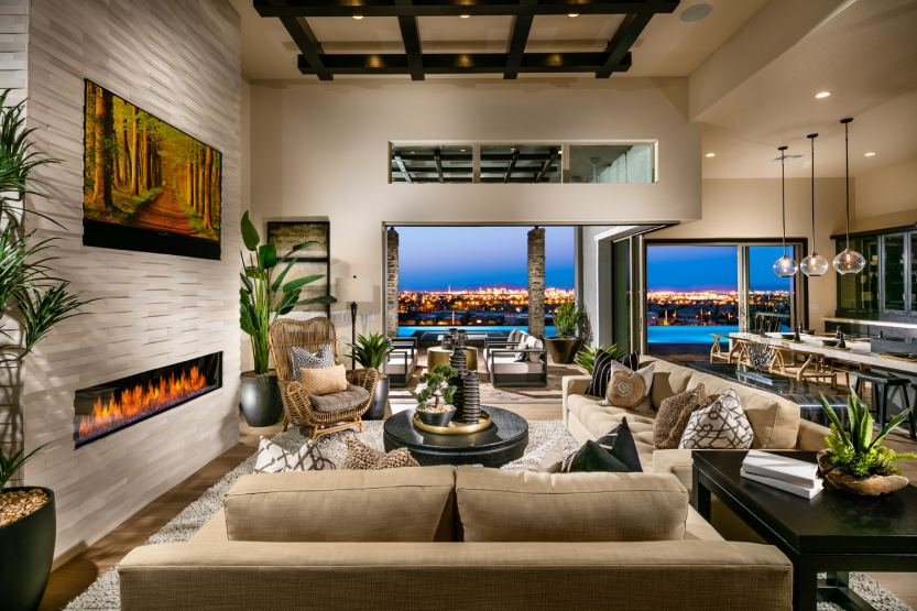 KTGY Architecture + Planning Brings Modern Design with Stunning Views to The Cliffs in Summerlin