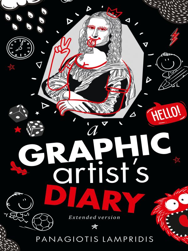 a Graphic artist's Diary Released by Wordeee