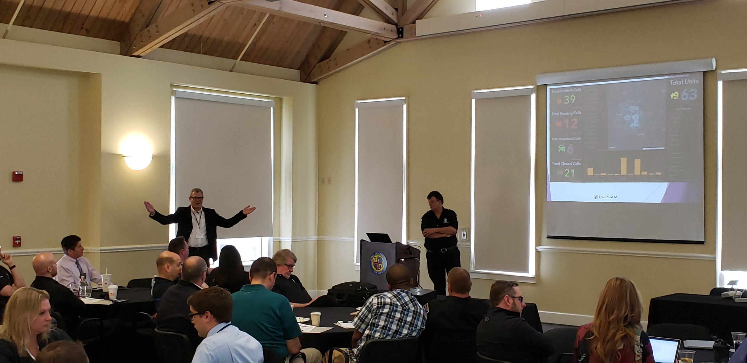 Pulsiam Holds Annual User Conference in Colonie, New York