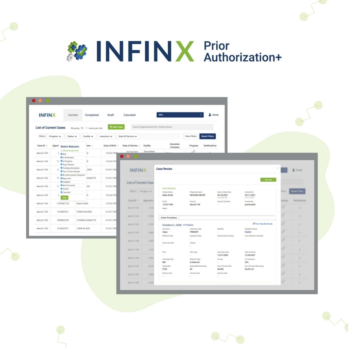 Infinx Releases a Complete Patient Financial Verification Product for Radiology and Orthopedic Practices