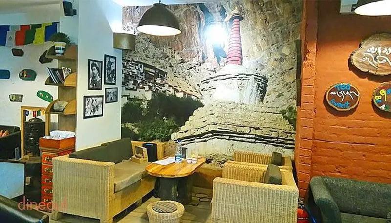 Ama Cafe Majnu-ka-Tila Delhi