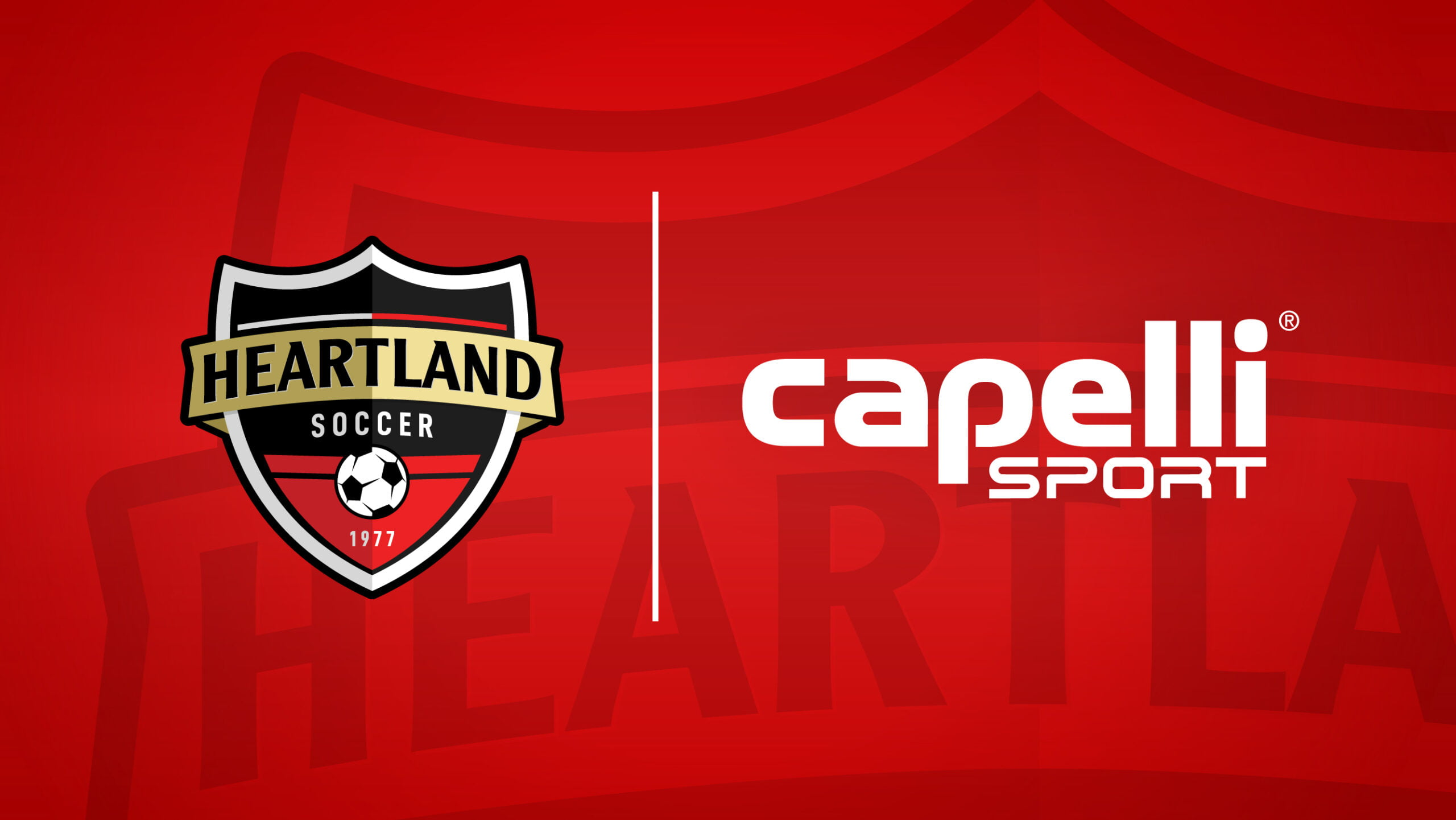 Capelli Sport Becomes the Official and Exclusive Referee Kit Provider of Heartland Soccer