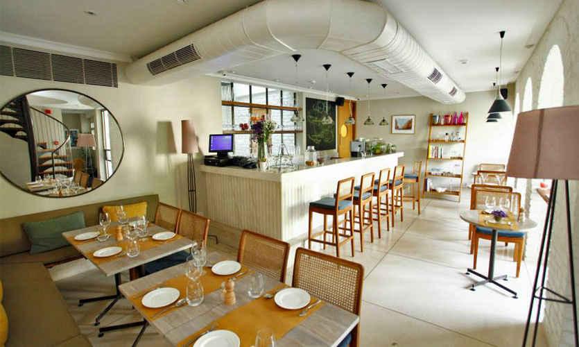 Coast Cafe Hauz Khas Delhi