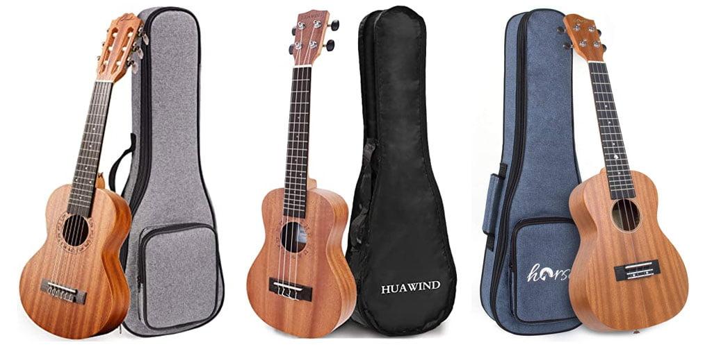 Why choose a Guitarlele over Guitar and Ukulele