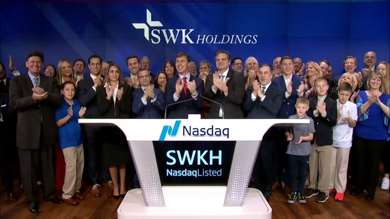 About SWK Holdings and how it works?
