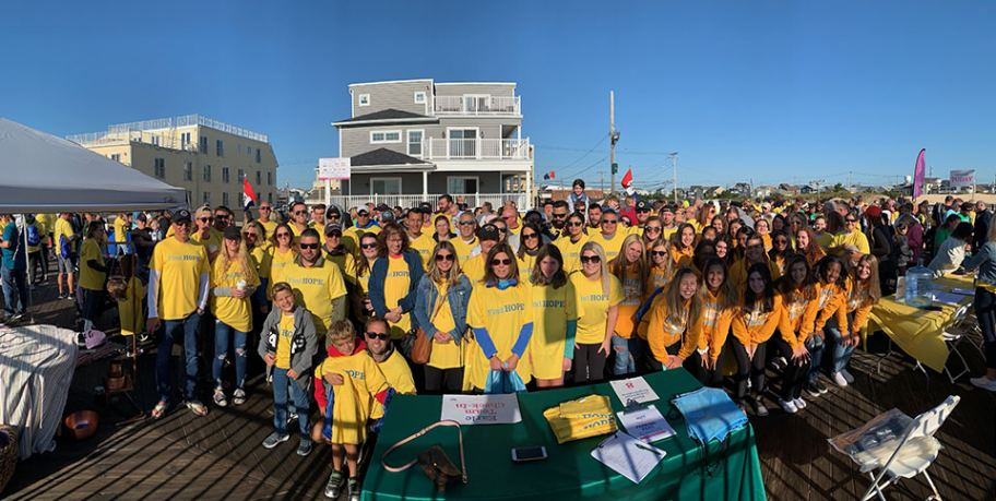 It's back! The 8th Annual Celebration of HOPE Walk will be held IN-PERSON on Sept. 11