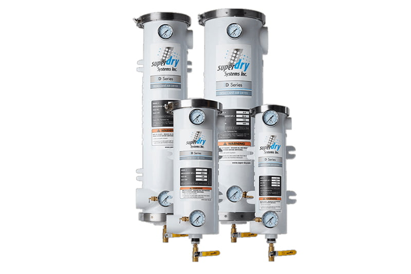 A Short Guide to Air Compressor Desiccant Dryers