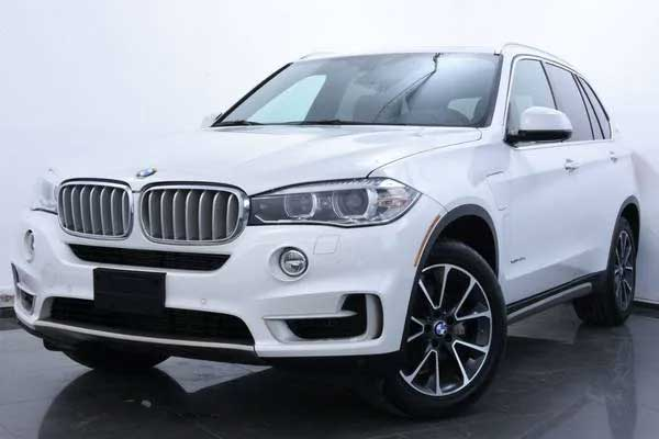 How to buy a used 2017 BMW X5 near me?