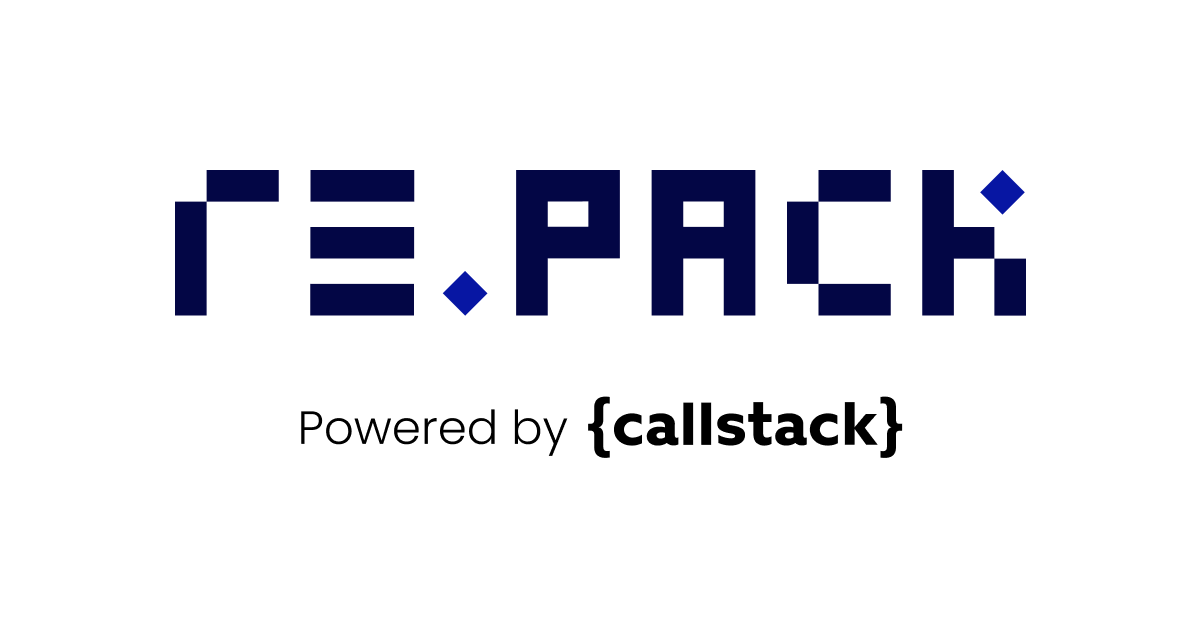 Re.Pack – Bringing Webpack to React Native