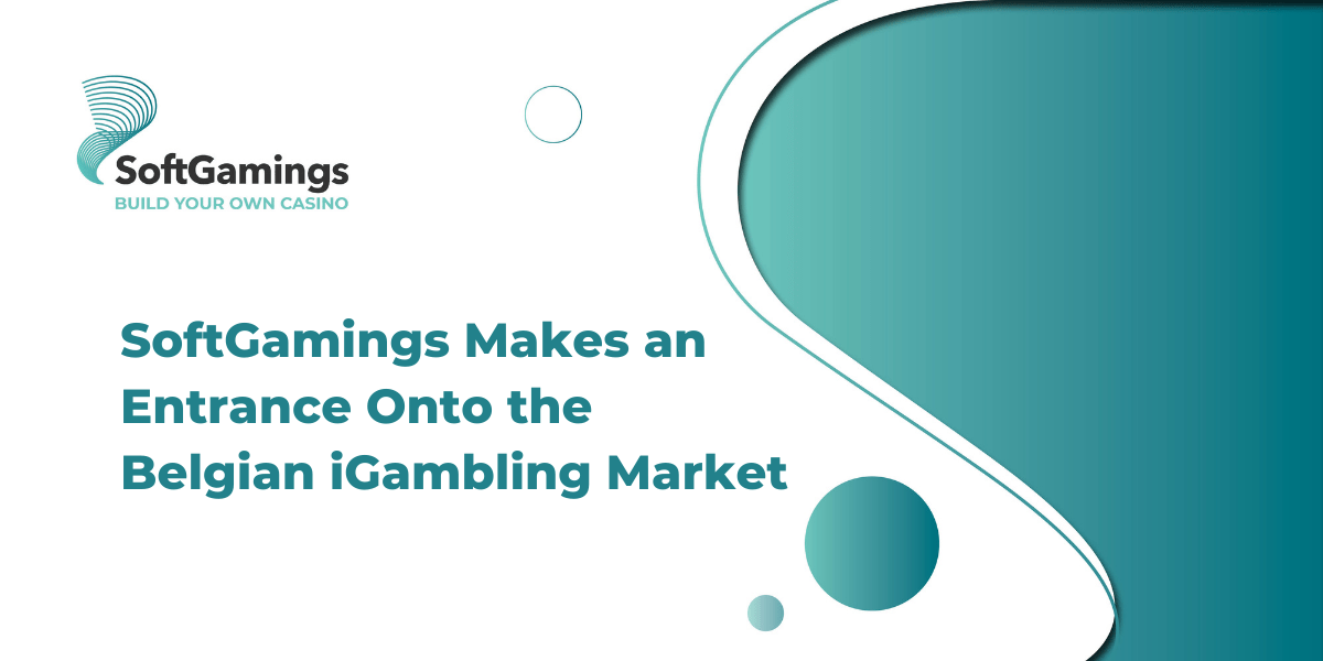 SoftGamings Makes an Entrance Onto the Belgian iGambling Market
