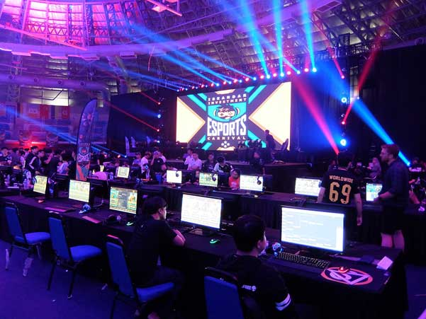 The market for esports online betting