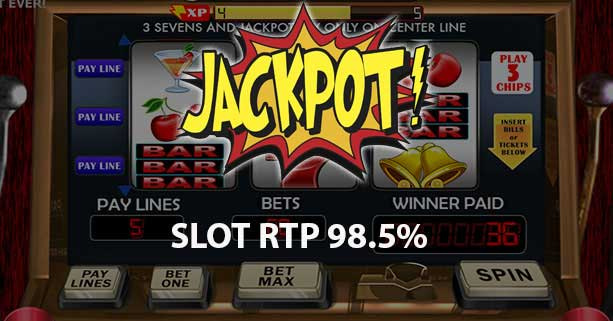 Do Slot Machines Pay Differently in Distinct Sites?