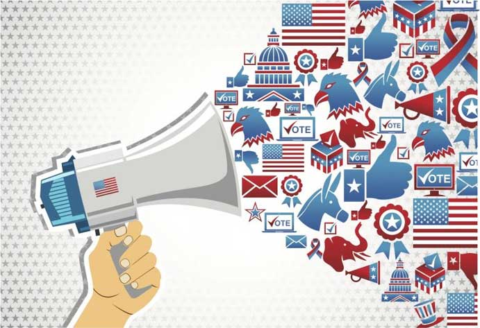 The Basis of Politics is Marketing and Fundraising