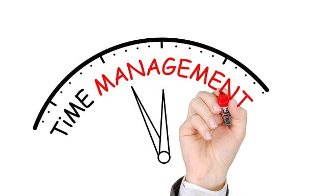 Tips for effective time-management